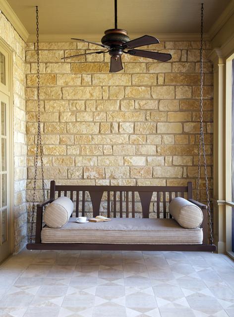 Master Bedroom, Sitting, & Patio eclectic-bedroom