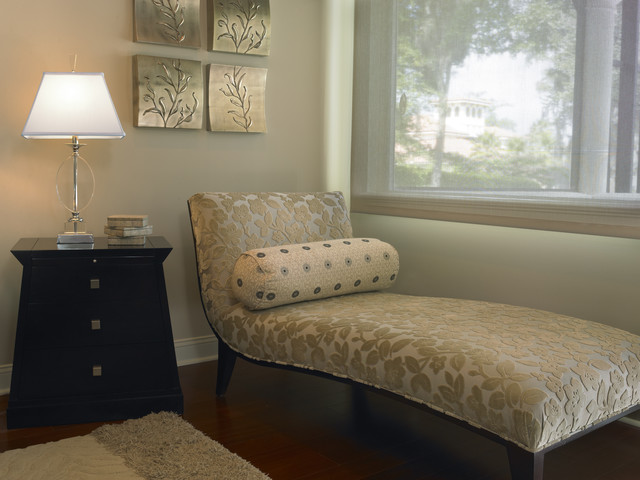 Master Bedroom Sitting Area Contemporary Bedroom Jacksonville By Lu D Cor