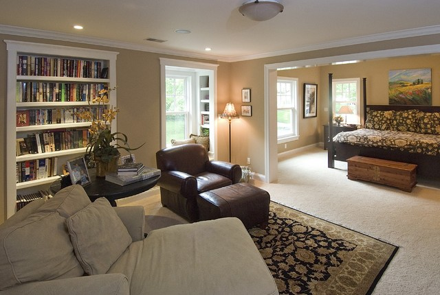 Master Bedroom | Sitting Room