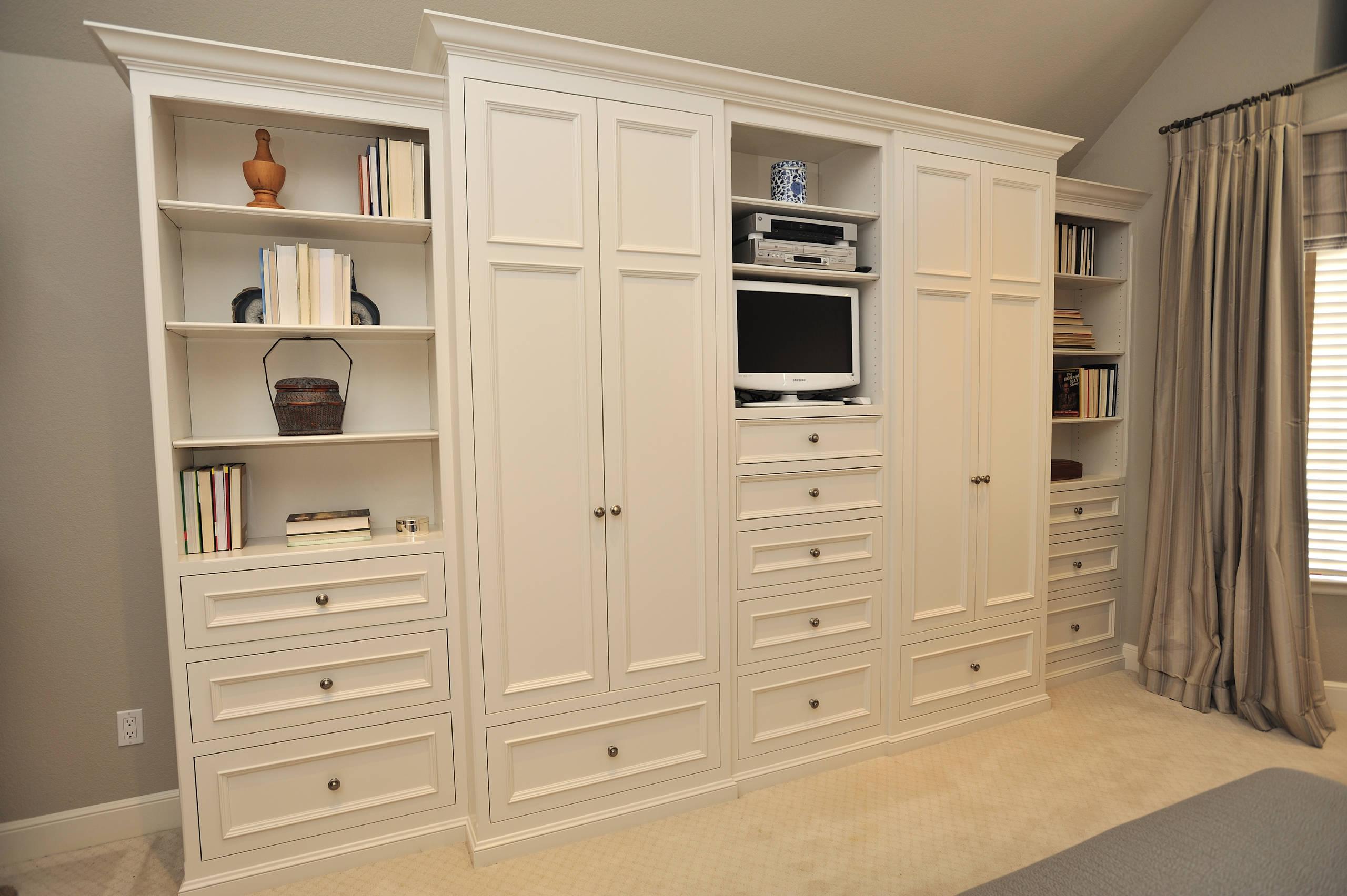 Master Bedroom Storage  Houzz