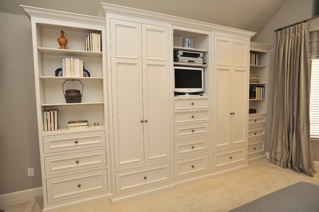 Master Bedroom Storage Contemporary Bedroom San Francisco By
