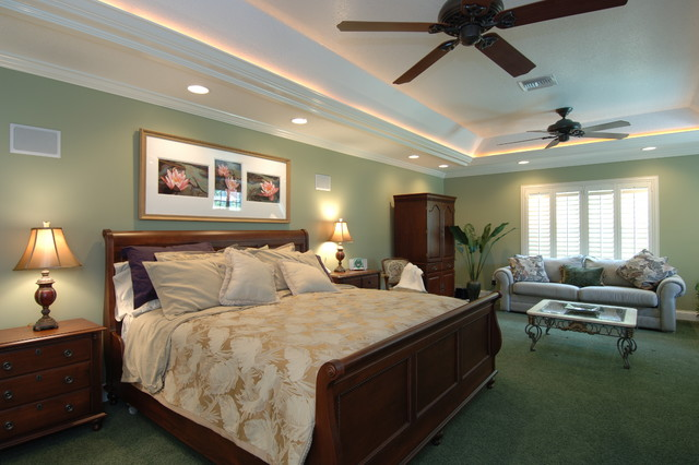 Master Bedroom Suite Addition
