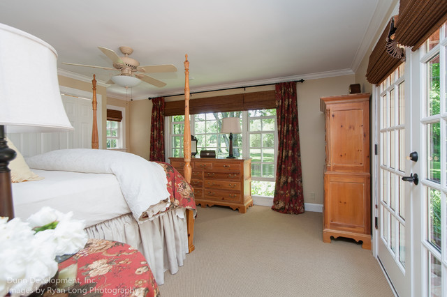Master Bedroom Suite West Meade Traditional Bedroom Nashville By Dunn Development Inc