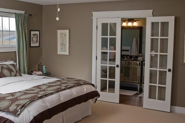 Master Bedroom Craftsman Bedroom Indianapolis By