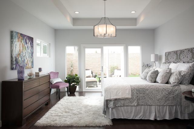 Master Bedroom Transitional Bedroom Orange County By Tim Krueger Photographer