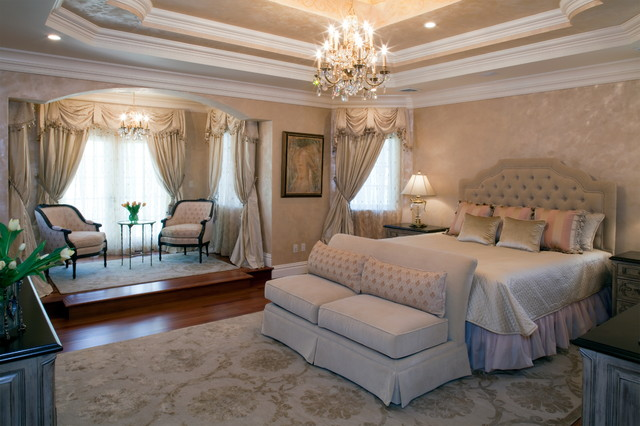 Master bedroom traditional bedroom new york by for Nice bedrooms
