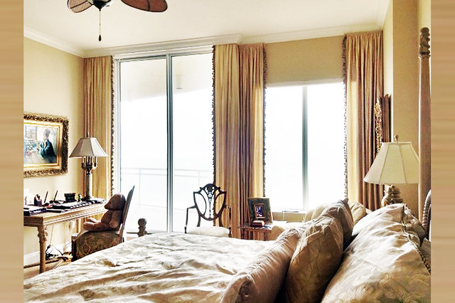 master bedroom window treatments 16153 | traditional