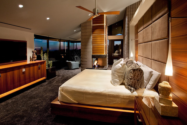 Master Bedroom Contemporary Bedroom Phoenix By Wintercreative Interior Design Maika