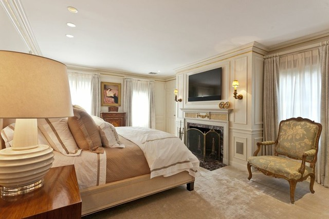 Master bedrooms traditional bedroom boston by the Houzz master bedroom photos