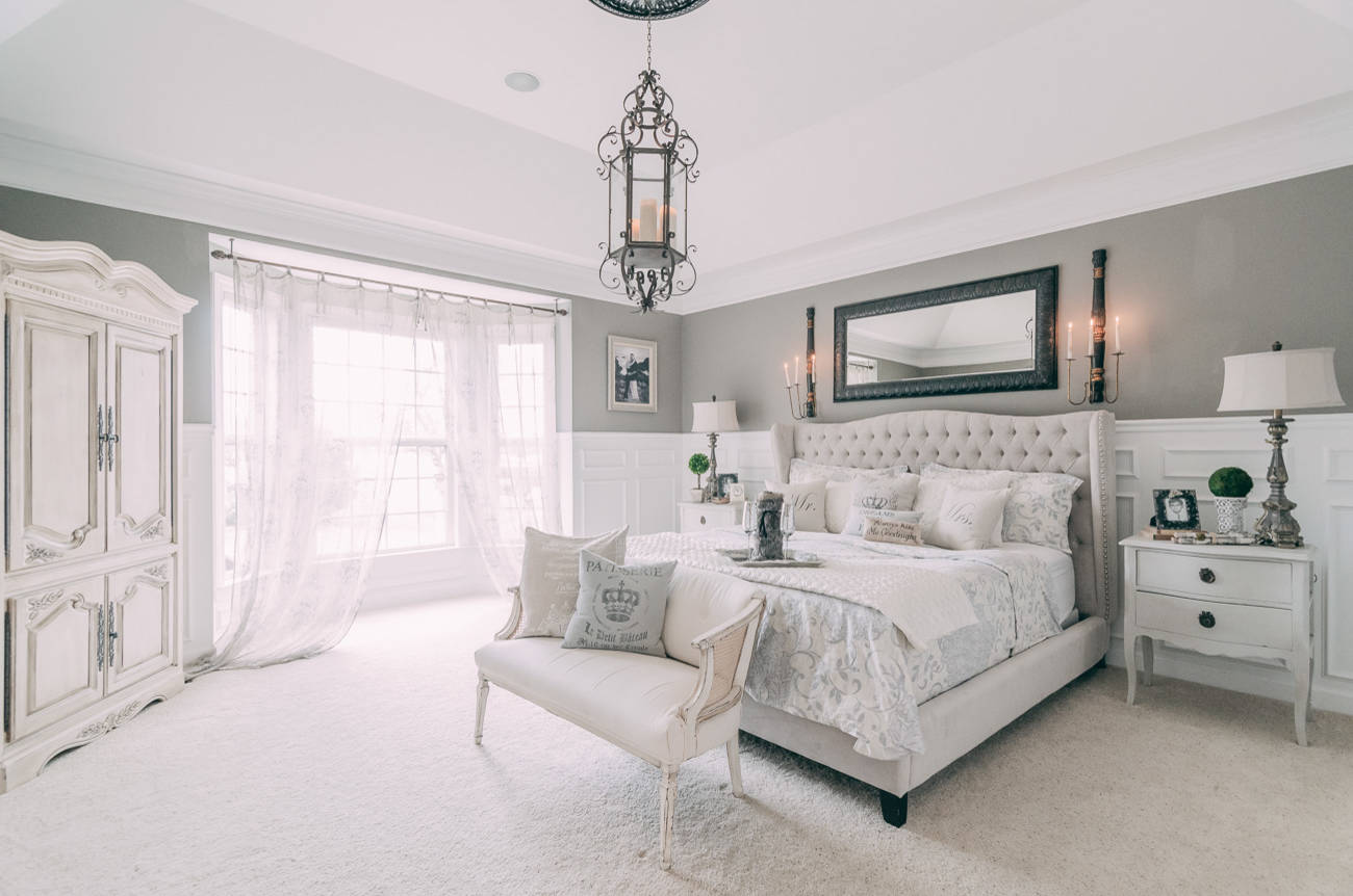 75 Beautiful Shabby Chic Style Bedroom Pictures Ideas February 2021 Houzz