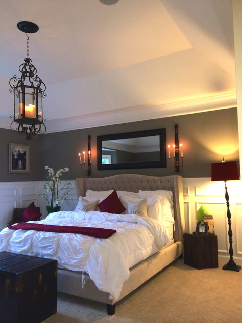 Master Retreat Renovation Bedroom Nashville By Styling Spaces Home Staging Re Design