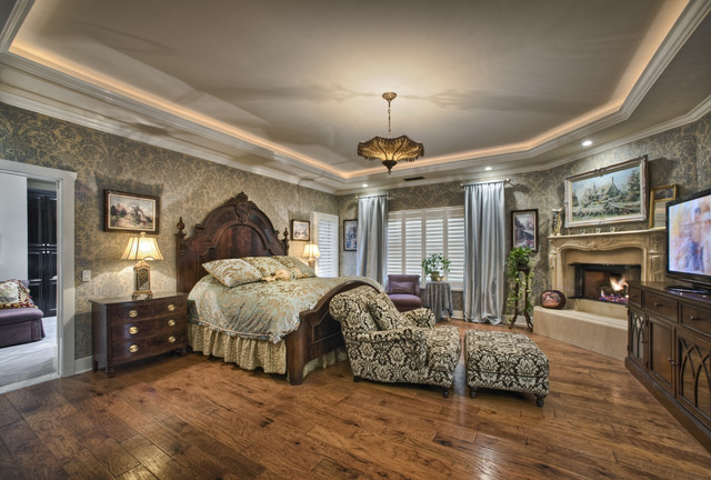 Master Suite Addition - Granada Hills traditional-bedroom