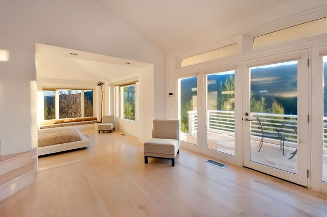 Master Suite and Bath modern-bedroom