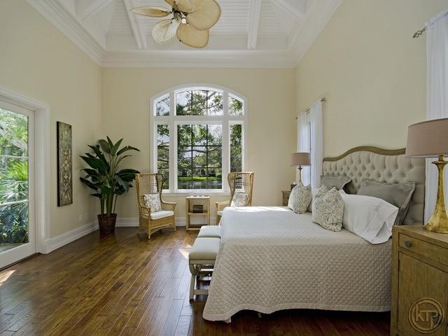 Master Suite eclectic-bedroom