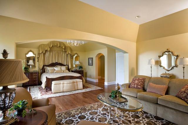 Barrington Residence #1 traditional-bedroom