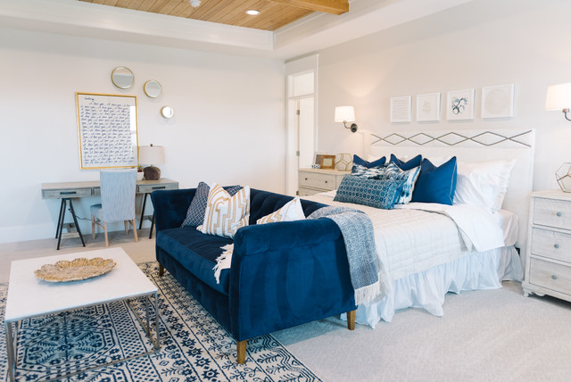 Master Suite Traditional Bedroom Salt Lake City By Four Chairs Furniture