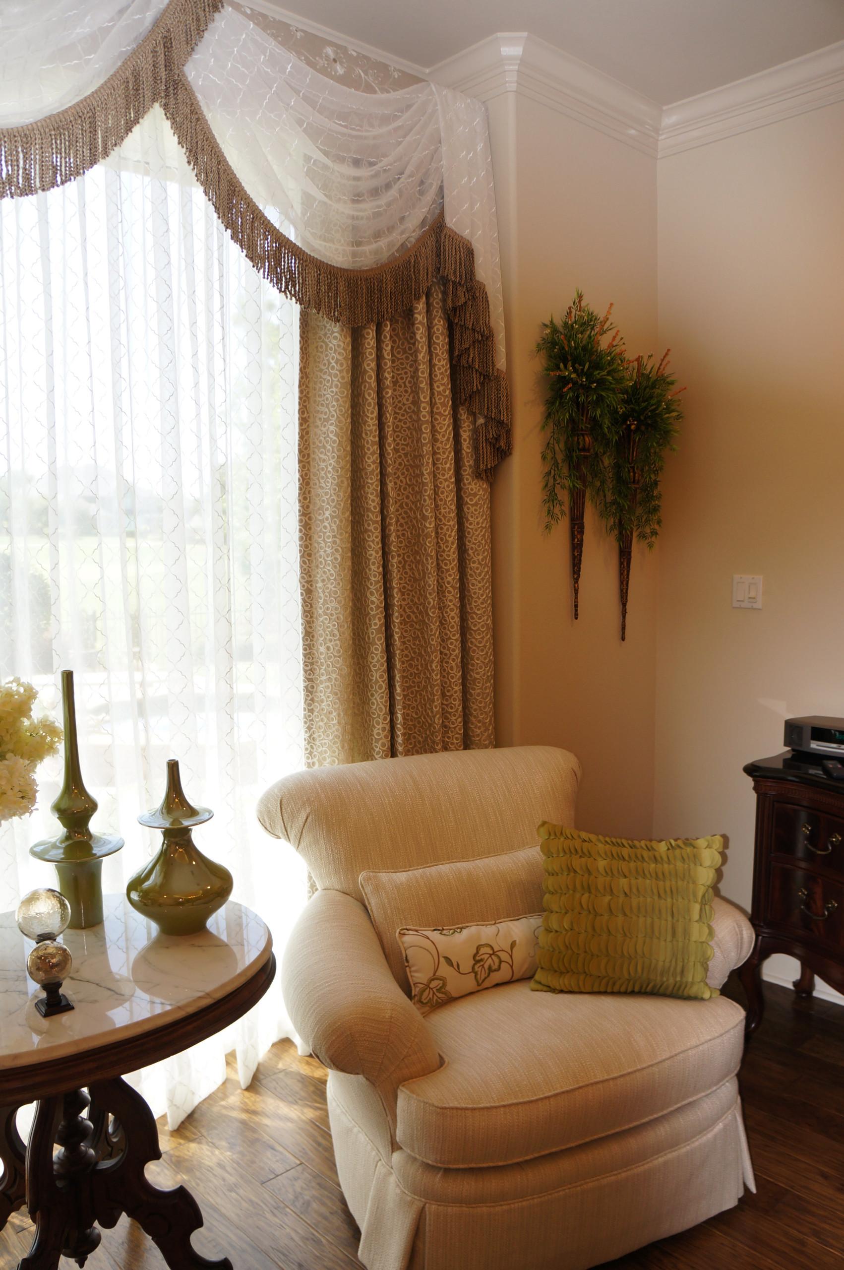 Master Suite in Mansfield, Texas