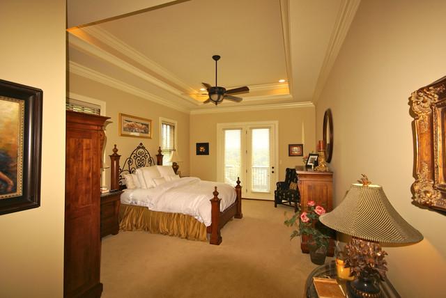 Blowing Rock, Village of Chestnut Ridge traditional-bedroom