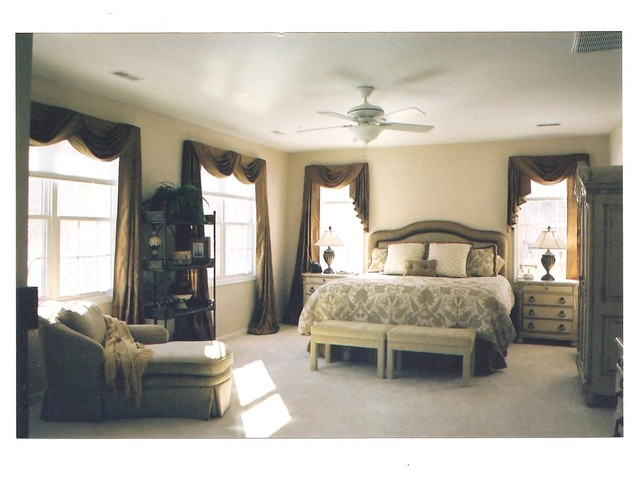 Master Suite Mediterranean Bedroom Richmond By Mss Designs