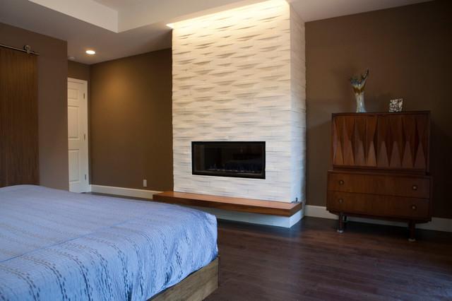 Master Suite Rennovation Modern Bedroom San Francisco