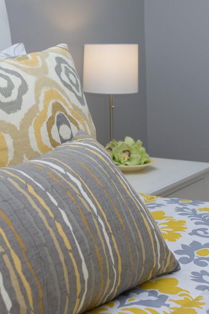 Durham Home Remodel - Master Bedroom transitional-bedroom