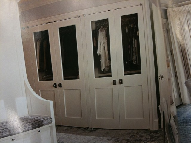 Delicieux Masterbed Closet Door Traditional Bedroom