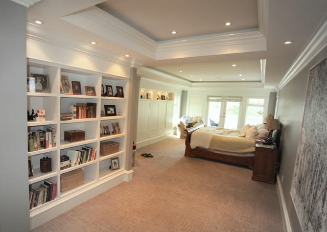 Mathers house - Traditional - Bedroom - Vancouver - by Etheridge Home Renovation