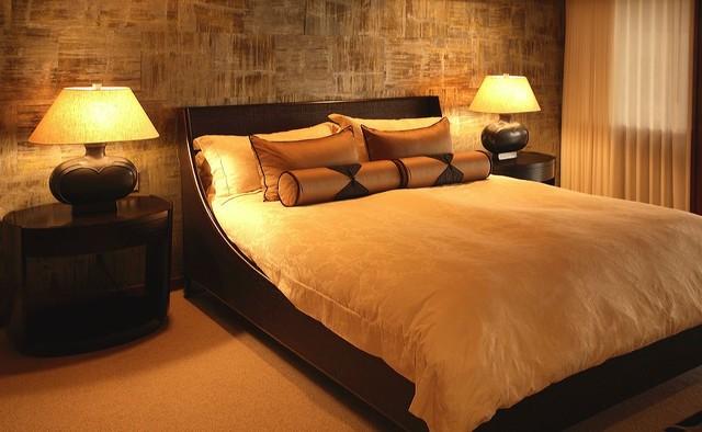 Mauna Kea Villa tropical-bedroom