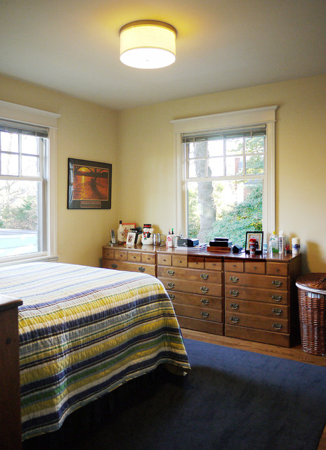 Maureen Residence traditional-bedroom