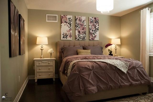 Mauve Bedroom Scarborough