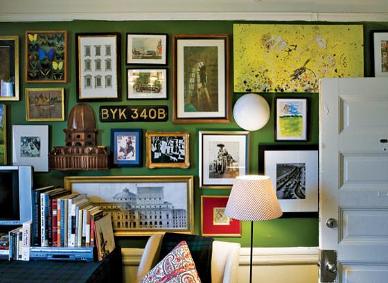 Max's Dorm Room eclectic-bedroom