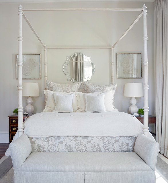 May River Custom Home traditional-bedroom