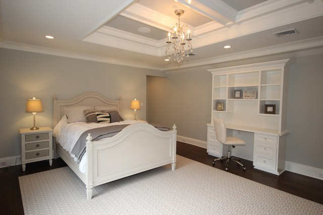 Mayflower Drive Transitional Bedroom New York By ECS Homes