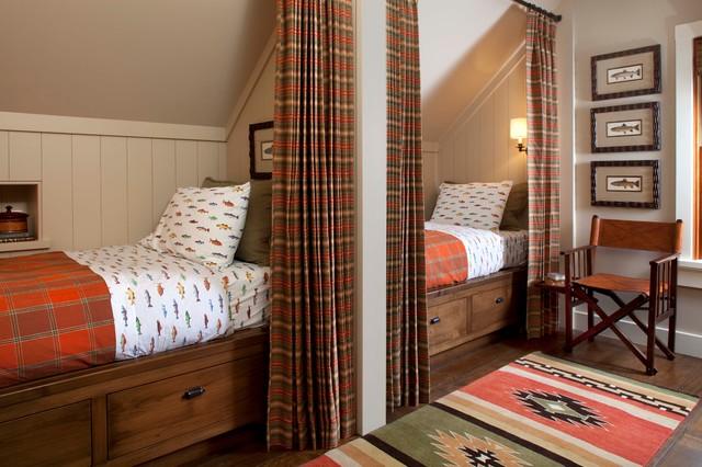 Mccoy Colorado Rustic Bedroom Denver By Ashley