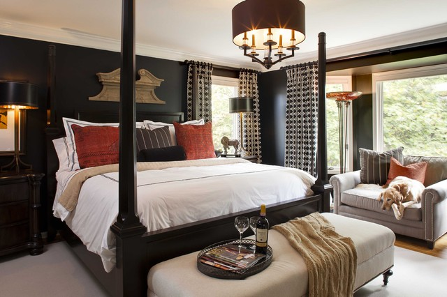 McCroskey Interiors traditional-bedroom