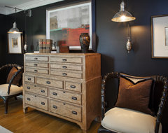 McCroskey Interiors traditional bedroom