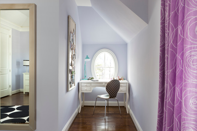 Mclean house traditional bedroom dc metro by for Christine huve interior designs