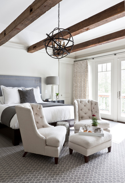 mclean house transitional bedroom dc metro by