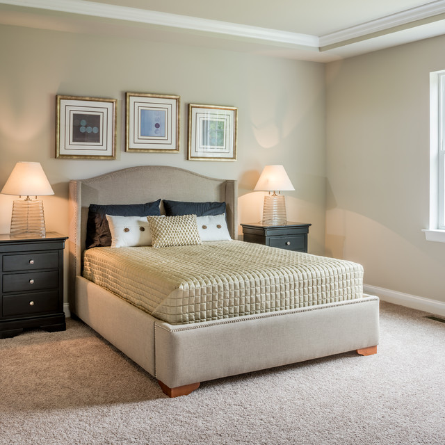 Meadows of highland townhome unit 2 american for American classic bedroom