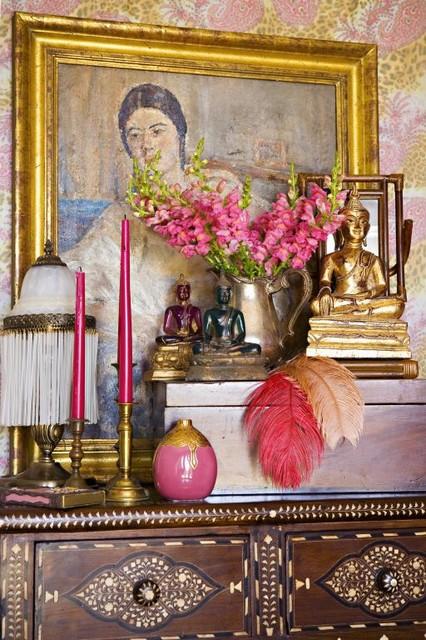 Bohemian Bedroom Romantic Color Gypsy Decor Gypsy: Romantic Bohemian Bedroom