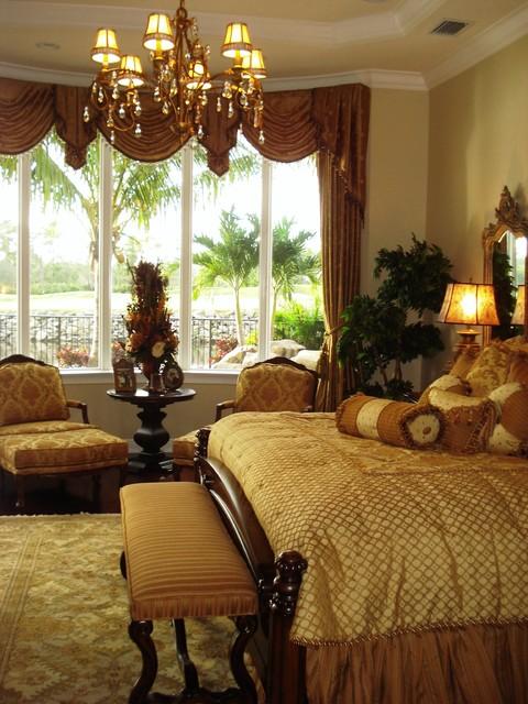 ELK Project Palm Beach, Florida mediterranean-bedroom