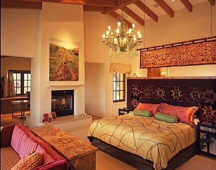 JMA mediterranean-bedroom