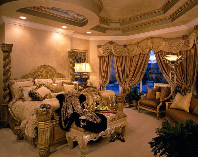 Marvelous Perlau0027s Own Home Mediterranean Bedroom