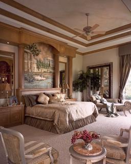 Viva india villa mediterranean bedroom miami by for Indian kitchen coral springs