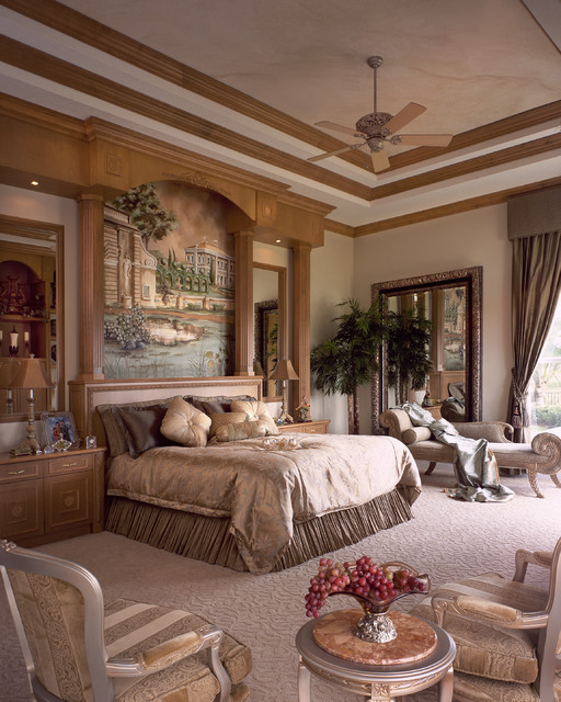 Viva india villa mediterranean bedroom miami by for Mediterranean style bedroom