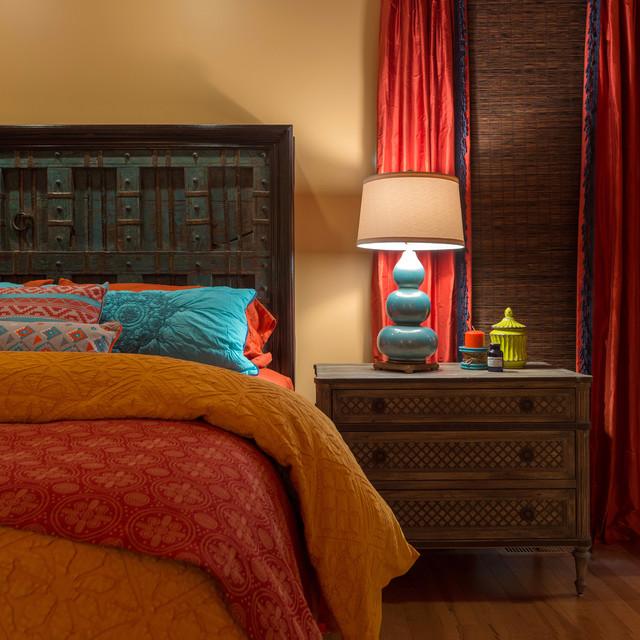 Mediterranean Interior Design - Mediterranean - Bedroom - st louis - by S&K Interiors