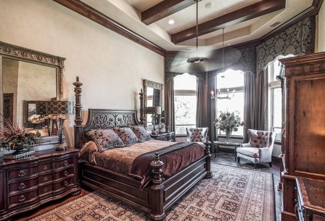 mediterranean style home mediterranean bedroom houston by mark