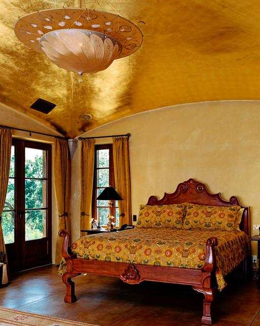 mediterranean style residences mediterranean bedroom