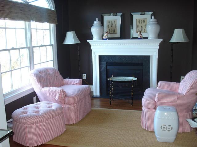 Megan Smythe Design eclectic-bedroom