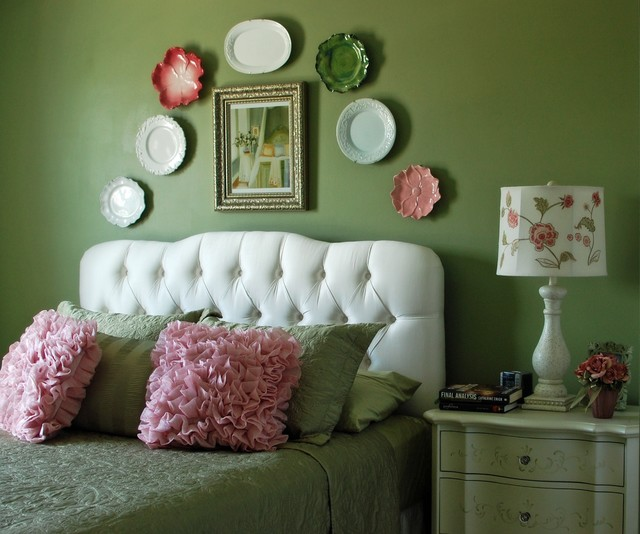 Melanie Gore traditional bedroom